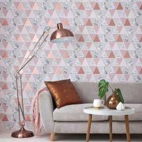 📷 www.grahambrown.com/uk/rose-gold-reflections-wallpaper/103290-master.html#start=2&cgid=decorating-design-geometric