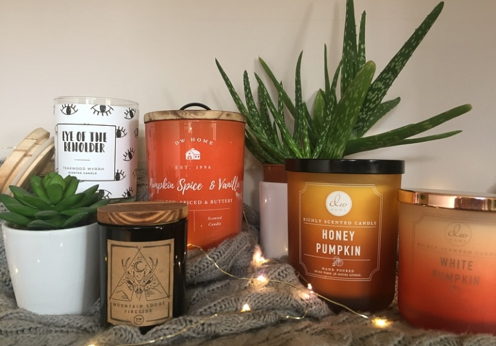 AUTUMN CANDLE HAUL