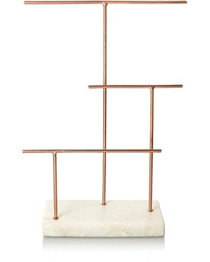 https://www.oliverbonas.com/jewellery/copper-marble-three-tier-jewellery-stand
