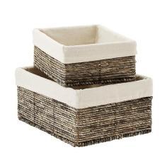 📷 https://www.containerstore.com/s/storage/decorative-bins-baskets/grey-maize-storage-bins/12d?productId=10025131