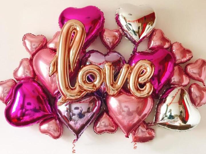 diy-foil-love-balloons-kit-wedding-decoration